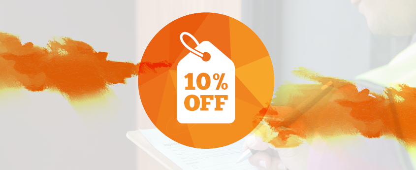 10% Off with march10